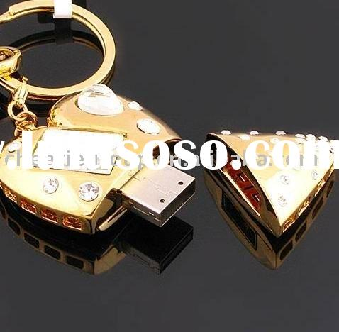 USB Flash Memory Drive necklace jewelry 1GB--16GB