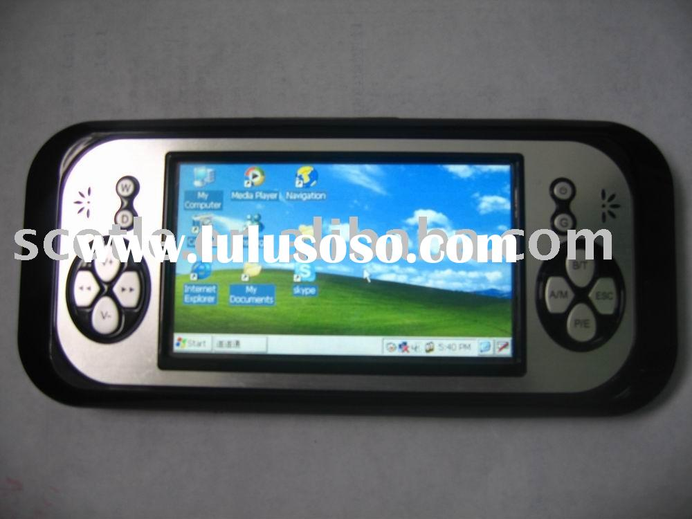 "WiFi Wireless Mini Computer  4.3"" TFT Touch Screen LCD with GPS"