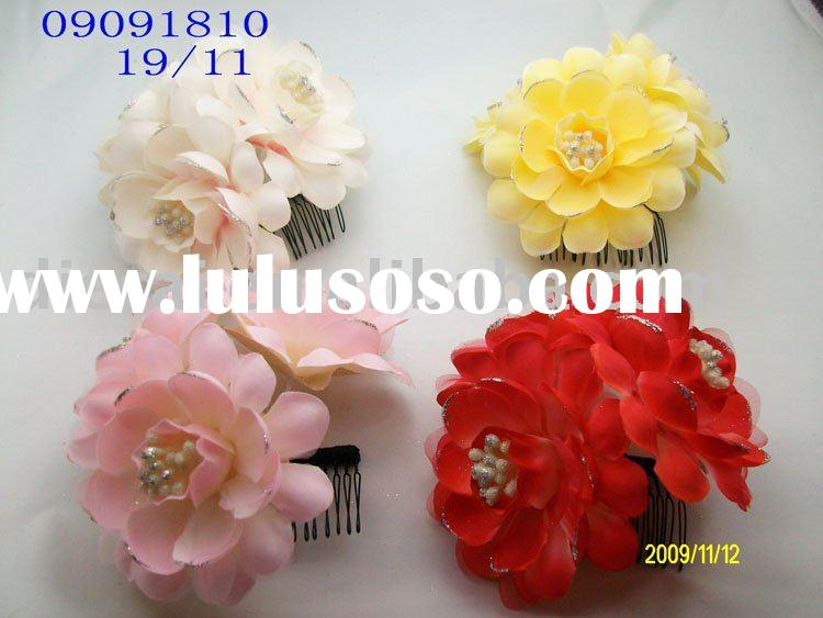fashion artificial hair accessories