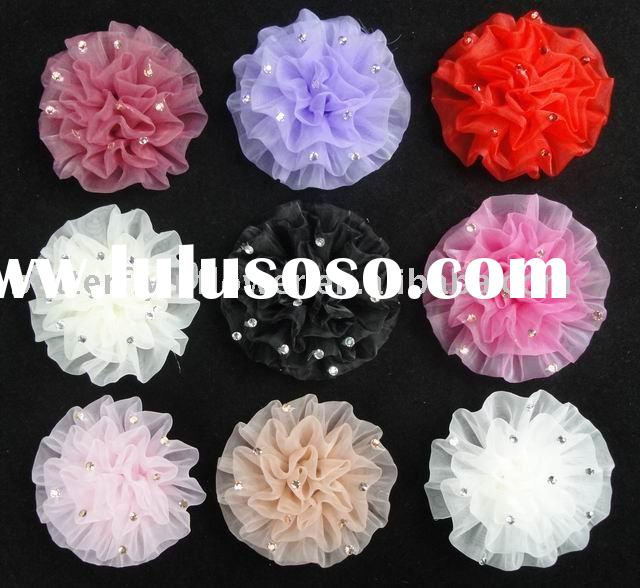 silk flowers,hair accessories,flower decoration