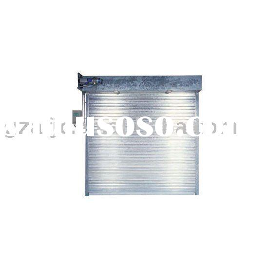 Fireproof rolling door,fire rated rolling shutter