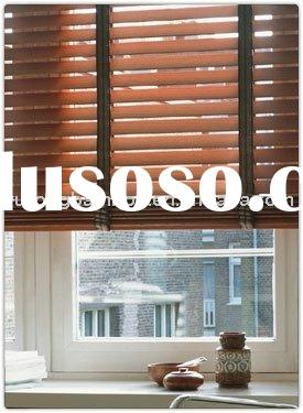 Indoor Horizontal Bamboo Window Venetian Shade Blinds