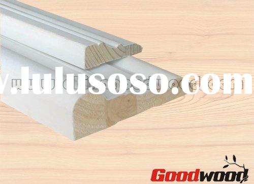 exterior wood Ceiling moulding