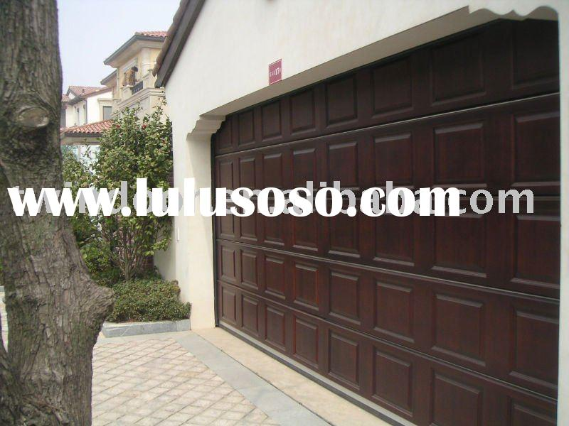 twD 2000L Garage Door,with extension spring or torsion spring ,frame