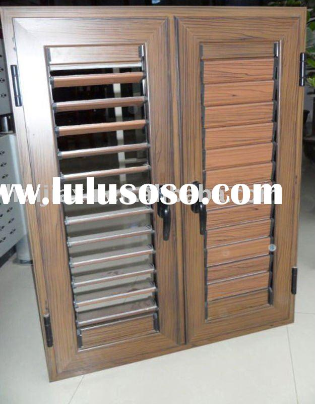 Wooden Shutter Doors - Wooden Designs