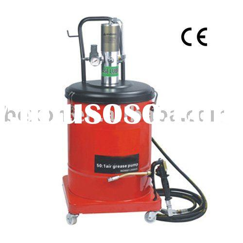 50:1 Industrial Air Bucket Grease Pump- Grease Lubrication