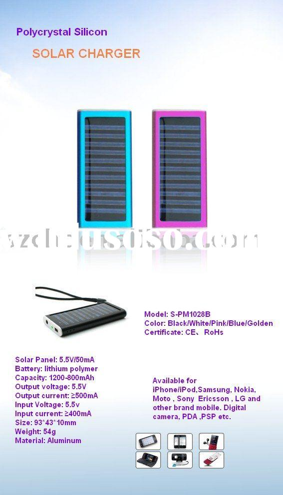 NEW!! solar charger panel system for  mobile phone