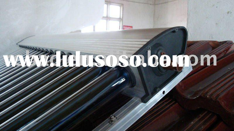 New Model  solar heating system
