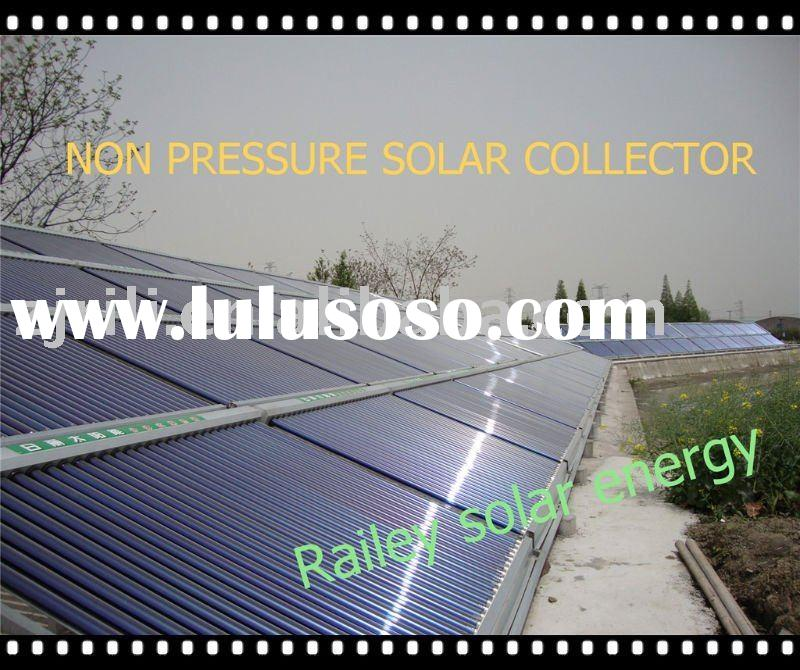 Railey solar water heater solar system solar project