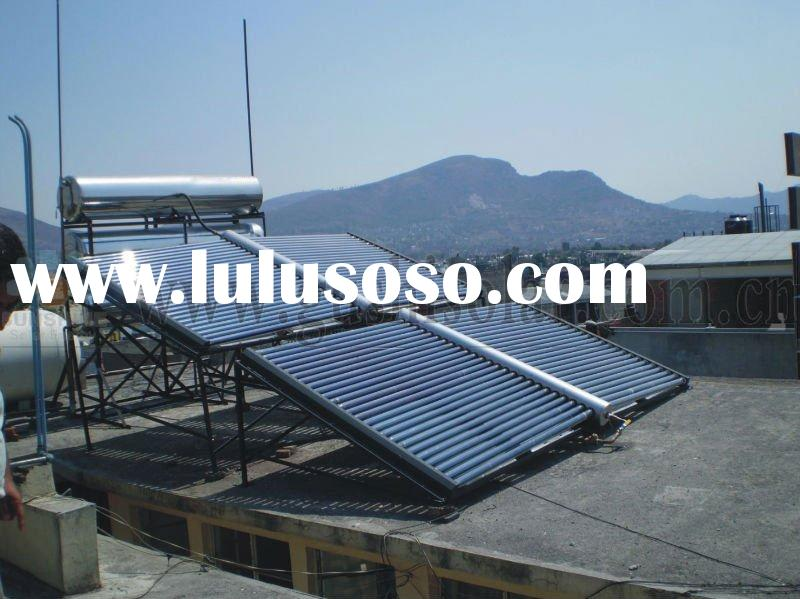 Solar Project for Hotel, School, Hospital