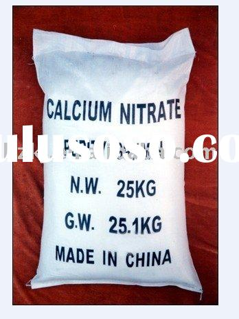 fertilizer Calcium nitrate