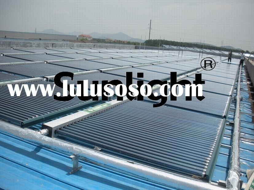 solar water heating system,solar heating system,Solar project