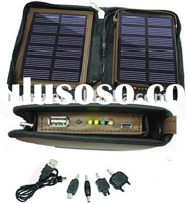 1.1w Solar Mobile Charger in Car