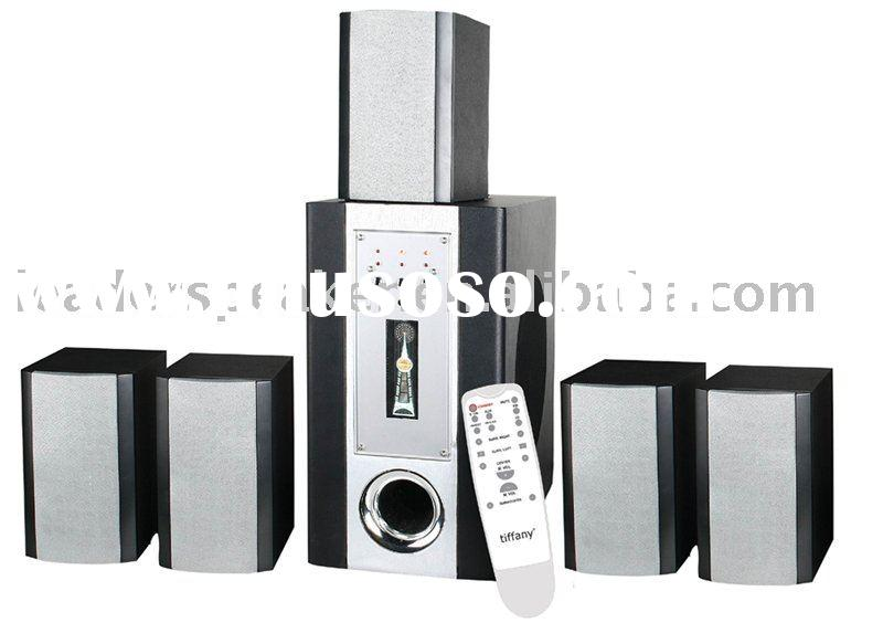 5130 Speaker 5.1 home theater speaker systems wireless speaker with remote control