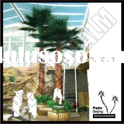 Artificial palm tree artificial plant bamboo tree