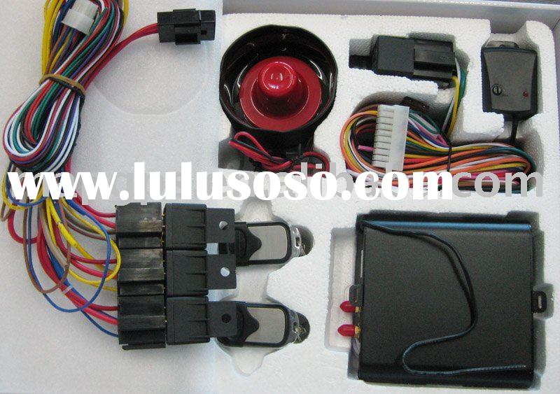 BT-6 viper car alarm system in quad band