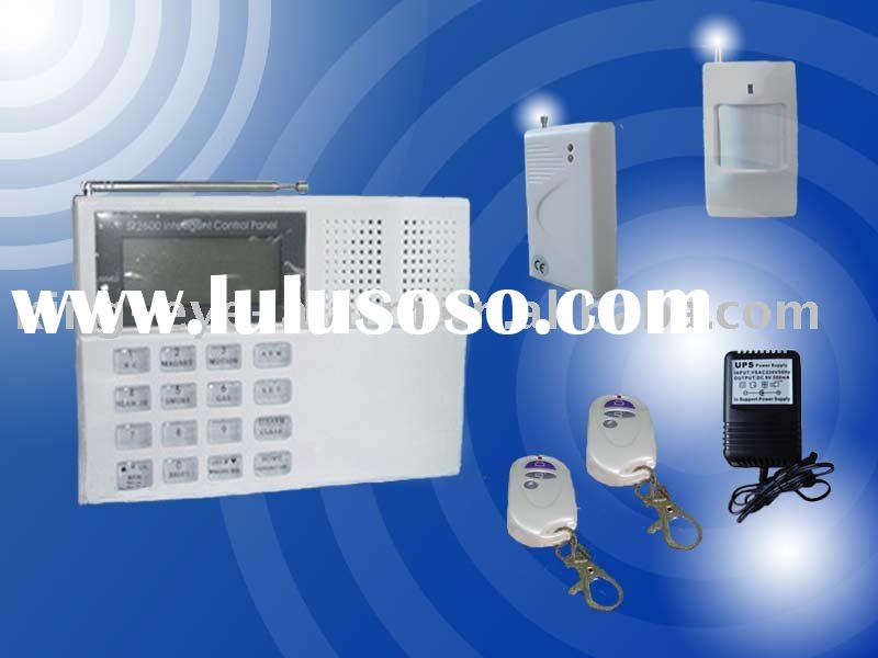 Best quality wireless alarm system