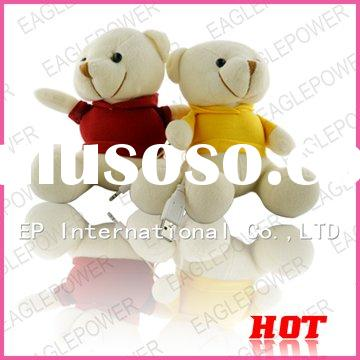 For Winnie the Pooh Plush Doll portable speaker 2.0 USB 3.5mm Cute
