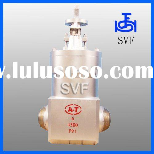 Forged High Pressure Gate Valve/ Nuclear Power Valve