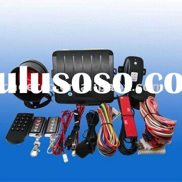 GSM Car security system