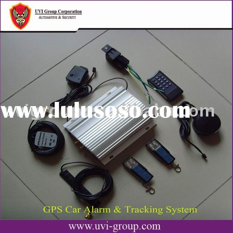 GSM/GPRS GPS Car Tracking Device& Alarm System