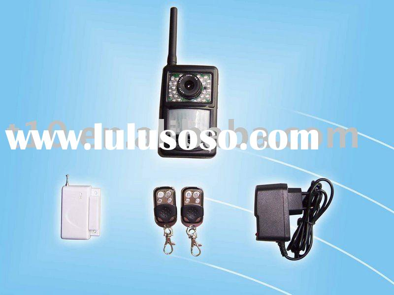 GSM/MMS Home Alarm system with Camera (TT-G10P)