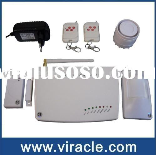 GSM home security alarm system of economic prices