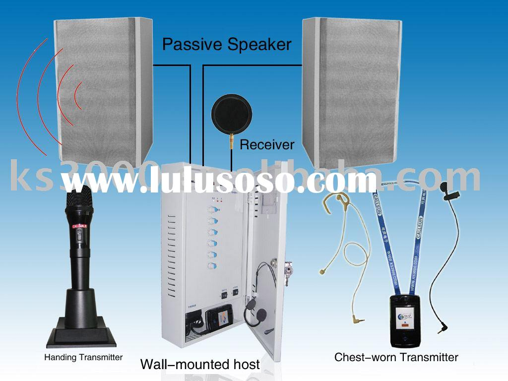 Infrared Wireless Teaching Speaker System dual ks668