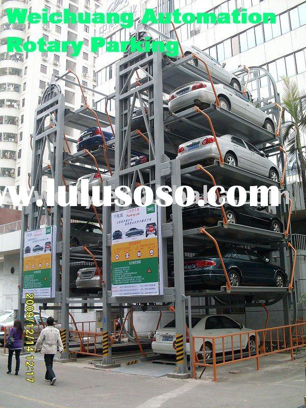 Mechanical Automated Parking System