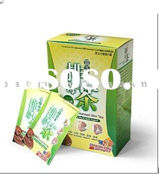 OMS Herbal detox&Slim tea Botanical slimming tea