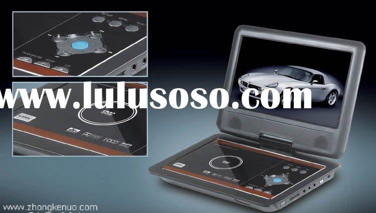 Region free 9 inch Portable dvd player