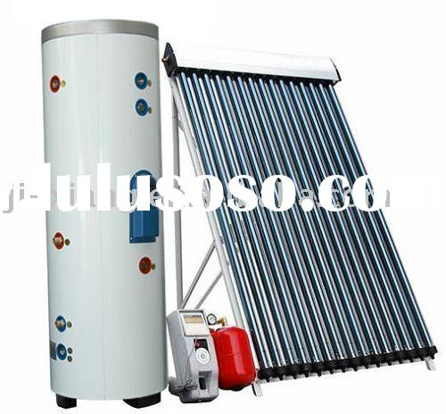 Speprated pressurized water heater system,solar collector,solar hot water heater--SK SRCC,CE ,SGS