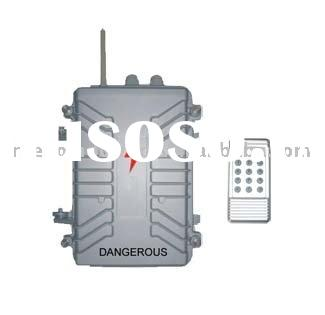 Transformer GSM security burglar alarm system
