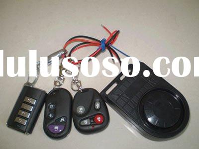 Two Remote Controller Electric Bicycle Alarm System SC-1A