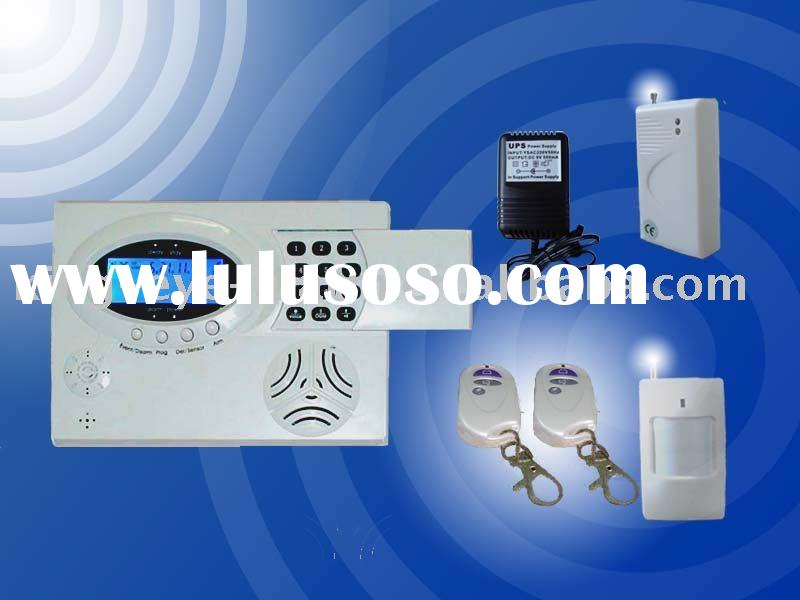 Wireless Apartment Security System
