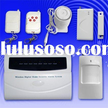 Wireless home alarm systems with best price(AF-002)