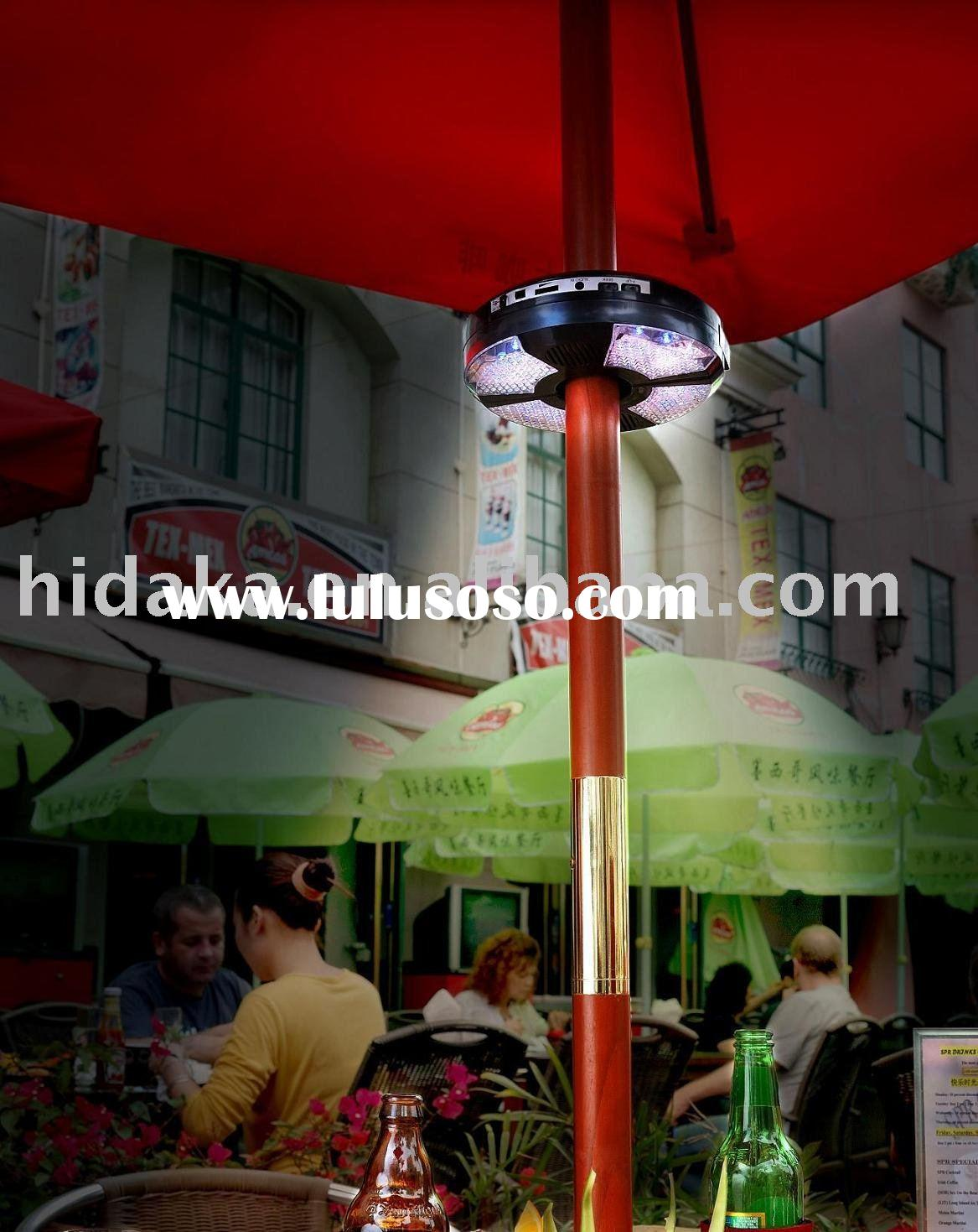 Wireless outdoor speaker for sun umbrella HI-520