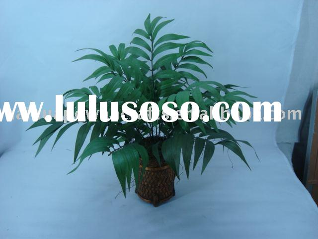 artificial plants(bamboo leaves)
