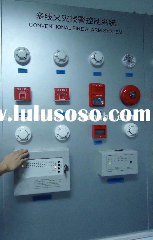conventional addressable fire alarm system fire alarm control panel