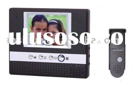 home automation system(color video door phone,intercom entry system)