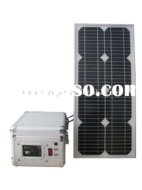 mobile solar system 20W