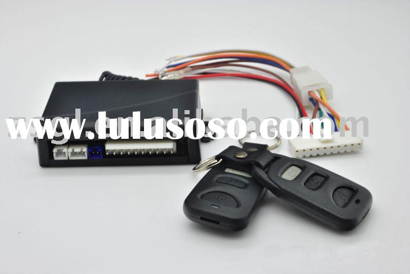 one way  car alarm system with voice