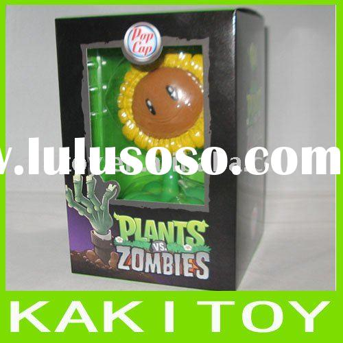 plants vs. zombies action figure