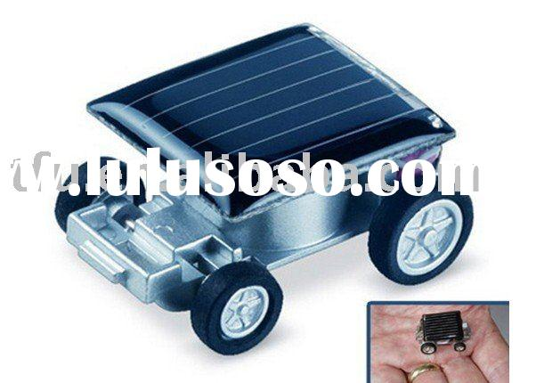 solar mini car STY03