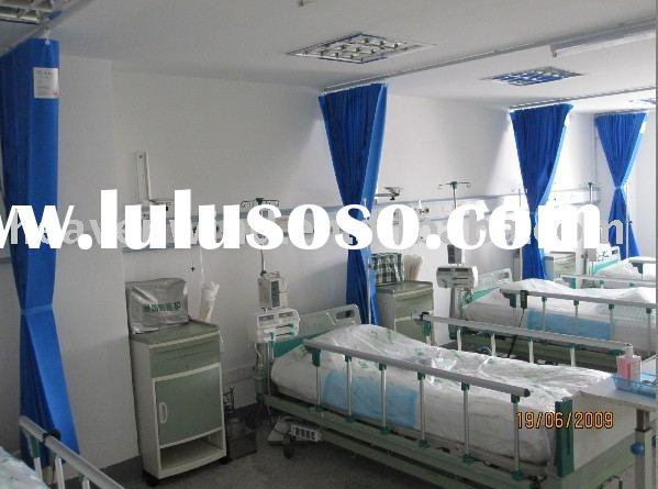Hospital Cubicle Curtain/Medical Cubicle Curtain/Disposable Hospital Curtain