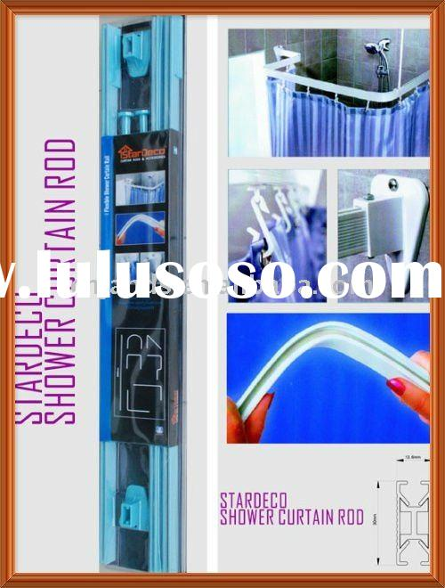 Hot Sell Curved Shower Curtain Rod
