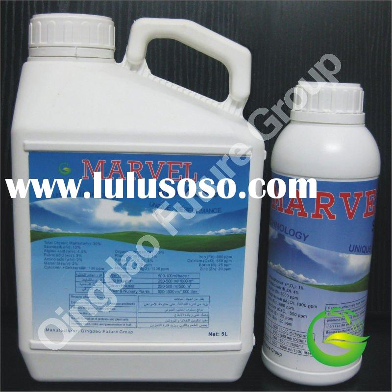 Liquid Seaweed Extract (organic foliar fertilizer)