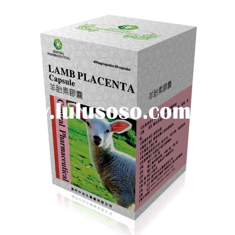 (Beauty product) Lamb Placenta Capsule