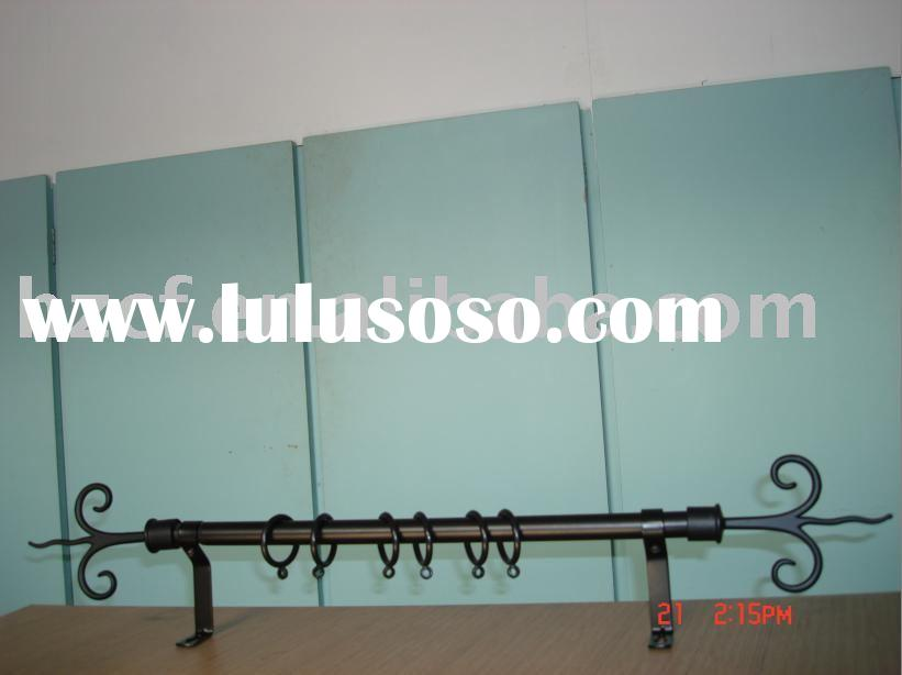 Curtain Rods - Drapery Rods - Traverse Rods - Decorative Curtain Rods