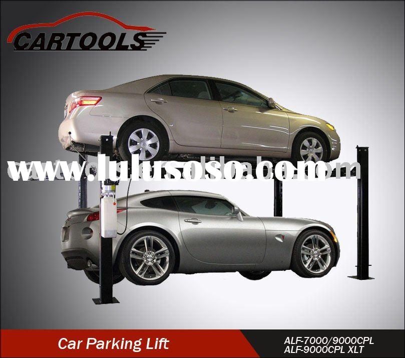 4 post automotive lift, garage auto lifts, home car parking lift
